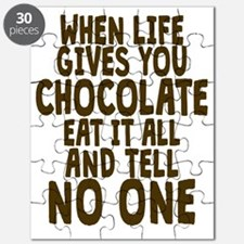 Life Gives You Chocolate Puzzle