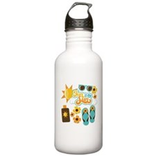 Designs By Esther Stainless Water Bottle 1.0l