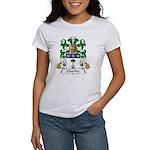 Charlier Family Crest Women's T-Shirt