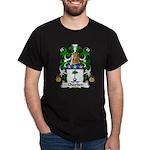 Charlier Family Crest Dark T-Shirt