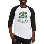 Charlier Family Crest Baseball Jersey