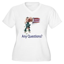 Business As Usual - Plus Size T-Shirt