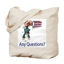 Business As Usual - Tote Bag