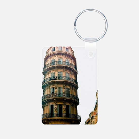 French Architecture Keychains