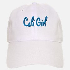 """California Girl"" Baseball Baseball Cap"
