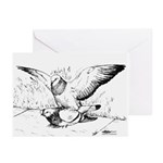 Pigeon Mates Greeting Cards (Pk of 10)