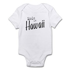 Made In Hawaii Onesie