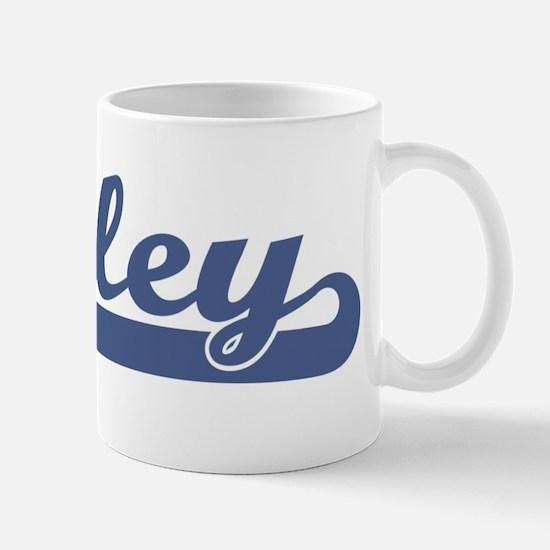 Wesley (sport-blue) Mug