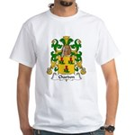 Chardon Family Crest White T-Shirt