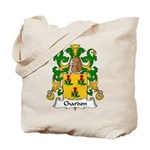 Chardon Family Crest Tote Bag
