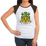 Chardon Family Crest Women's Cap Sleeve T-Shirt