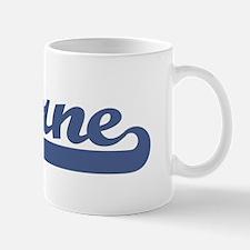 Thorne (sport-blue) Mug