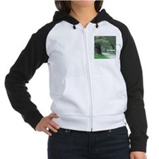 Happy Destiny Women's Raglan Hoodie