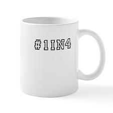 #1in4 Mugs