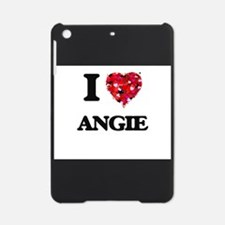 I Love Angie iPad Mini Case