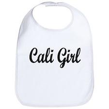 """Cali Girl"" Bib"