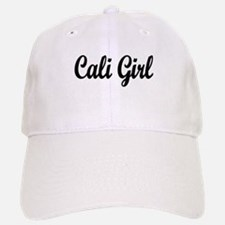 """Cali Girl"" Baseball Baseball Cap"