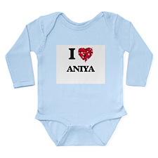 I Love Aniya Body Suit