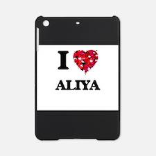 I Love Aliya iPad Mini Case