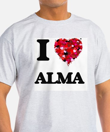 I Love Alma T-Shirt