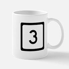 Route 3, West Virginia Mug