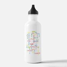 Cool Radio Water Bottle