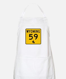 Highway 59, Wyoming Apron