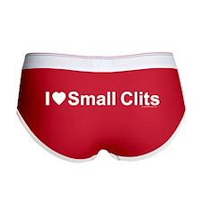 Small Clits Women's Boy Brief