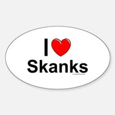 Skanks Bumper Stickers