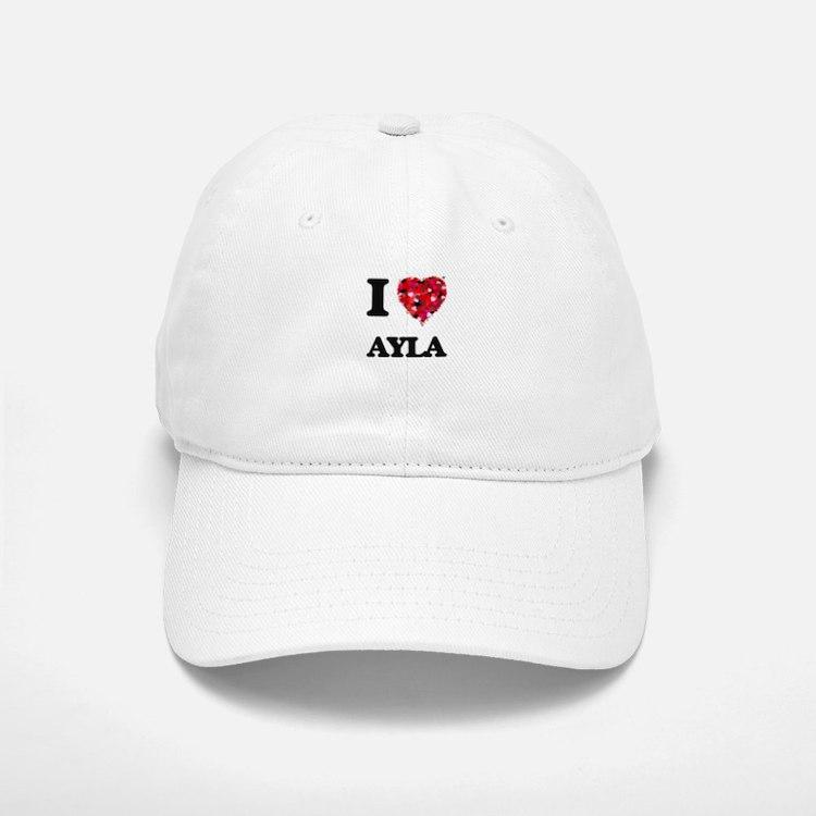 I Love Ayla Cap