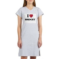 I Love Bridget Women's Nightshirt