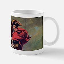 Napoleon On Horse Painting Mugs