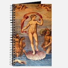 Goddess Venus Painting Journal
