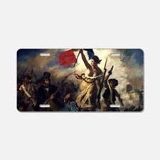 Eugène Delacroix French Revolution Painting Alumin