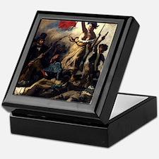 Eugène Delacroix French Revolution Painting Keepsa