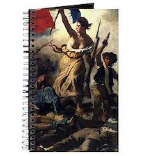 Eugène Delacroix French Revolution Painting Journa