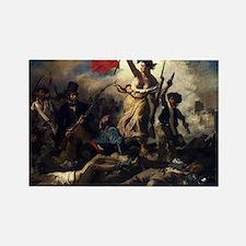 Eugène Delacroix French Revolution Painting Magnet