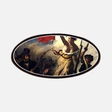 Eugène Delacroix French Revolution Painting Patch