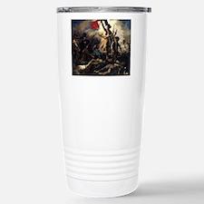 Eugène Delacroix French Revolution Painting Travel