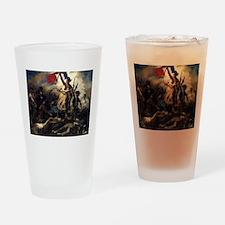 Eugène Delacroix French Revolution Painting Drinki