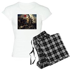 Eugène Delacroix French Revolution Painting Pajama