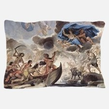 Painting Of Morpheus Pillow Case