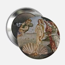 "Venus and Adonis Painting 2.25"" Button (10 pack)"