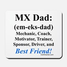 """MX Dad"" Mousepad"