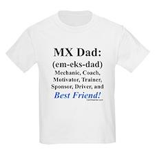"""""""MX Dad"""" T-Shirt"""