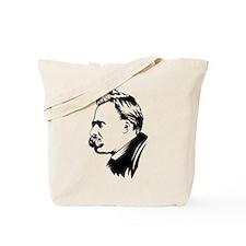 Unique Nietzsche Tote Bag