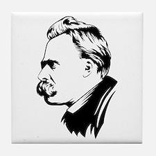 Unique Nietzsche Tile Coaster