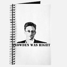 #SnowdenWasRight Journal