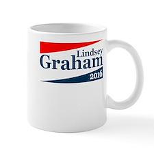 Lindsey Graham 2016 Small Mug