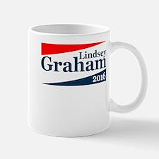 Lindsey Graham 2016 Small Small Mug